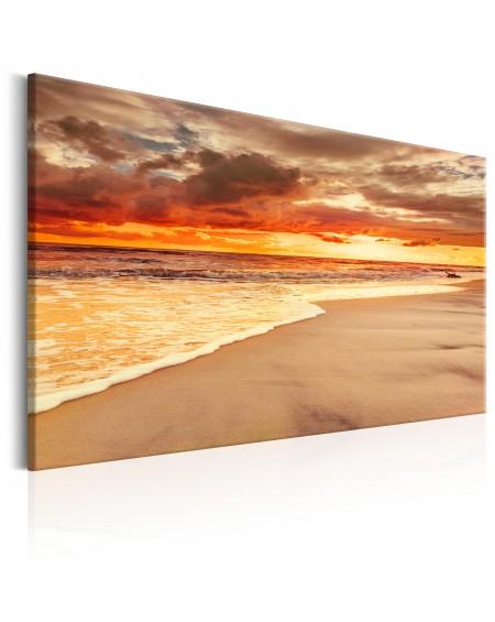Slika Beach Beatiful Sunset II