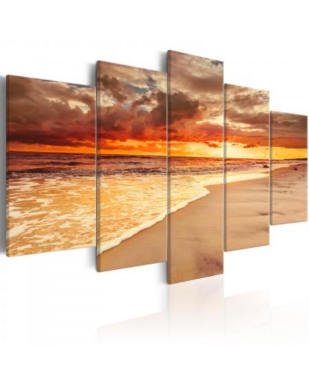 Slika Sea Beautiful Sunset
