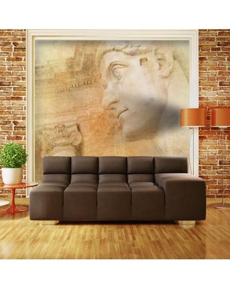 Stenska poslikava - Greek God
