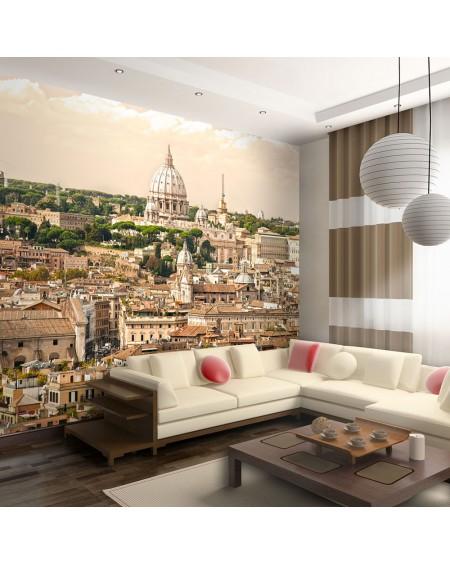 Stenska poslikava - Rome: panorama