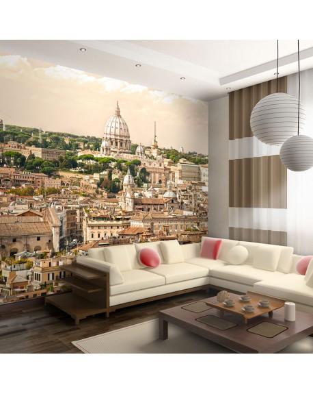 Stenska poslikava Rome panorama