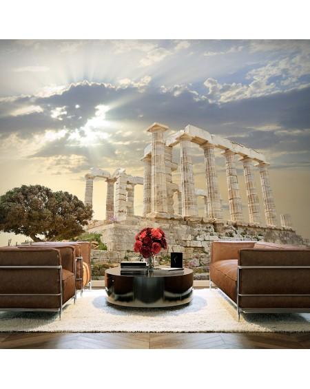 Stenska poslikava - The Acropolis, Greece