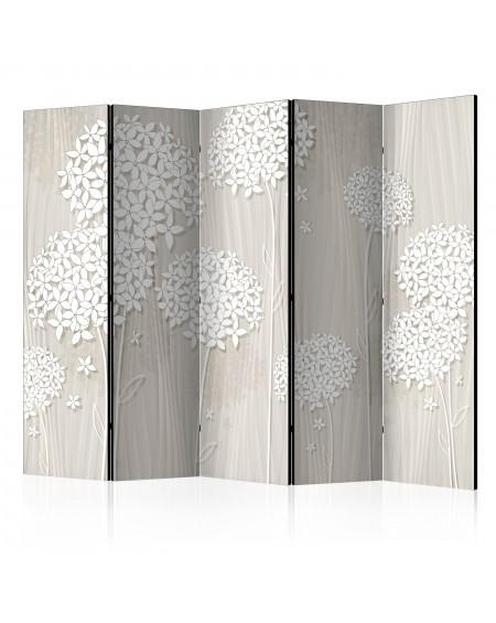Španska stena Paper Dandelions II [Room Dividers]