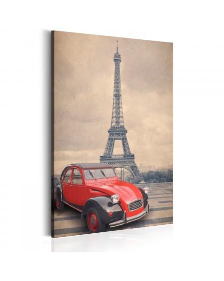 Slika Retro Paris