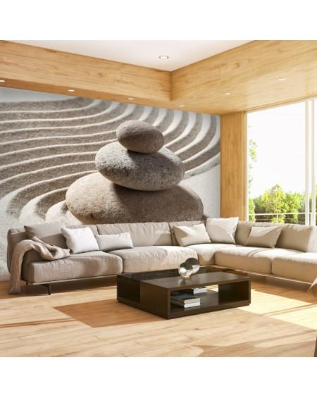 Stenska poslikava - Zen garden