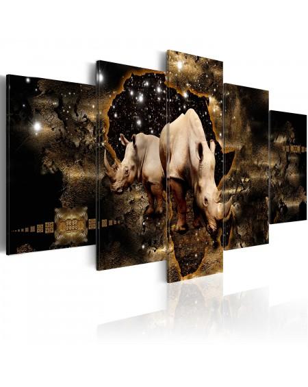 Slika Golden Rhino