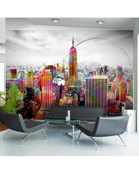 Stenska poslikava Colors of New York City II