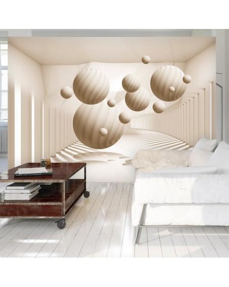 Stenska poslikava Beige Balls
