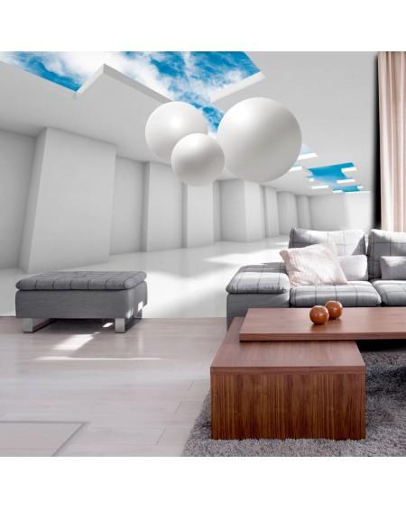 Stenska poslikava Architecture of the Future