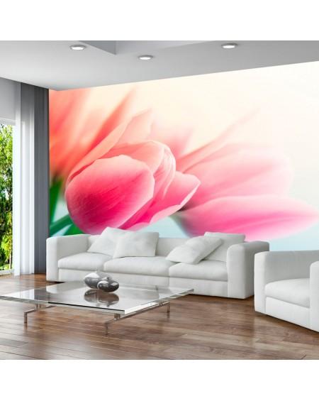 Stenska poslikava - Spring and tulips