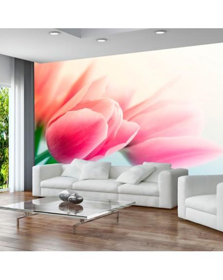 Stenska poslikava Spring and tulips