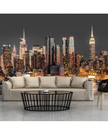 Stenska poslikava NYC Twilight