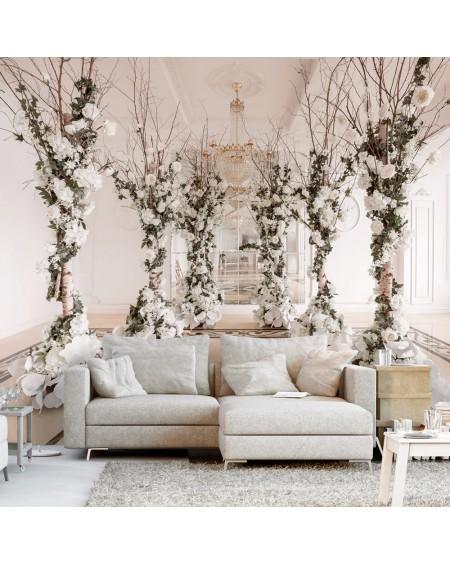 Stenska poslikava Flower Chamber