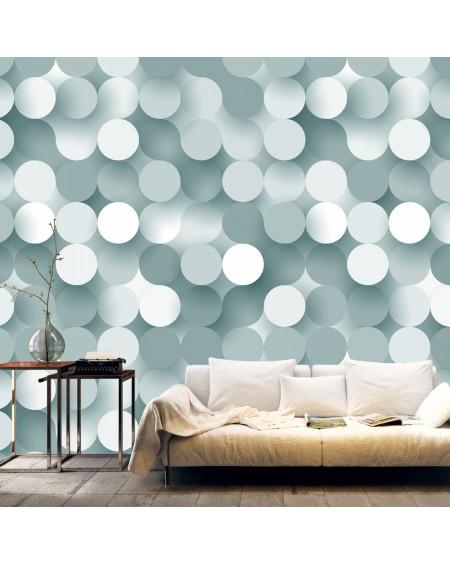 Stenska poslikava In The Net of Grey