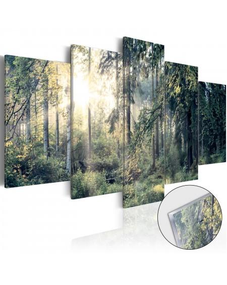 Akrilni tisk Fairytale Landscape [Glass]