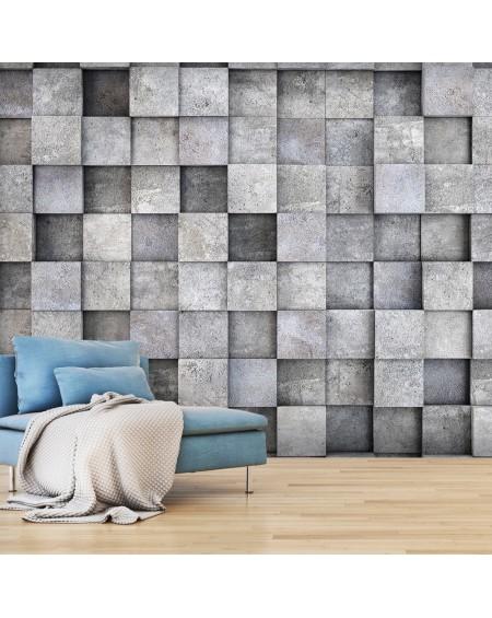 Stenska poslikava Concrete Cube