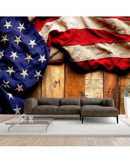 Stenska poslikava American Style