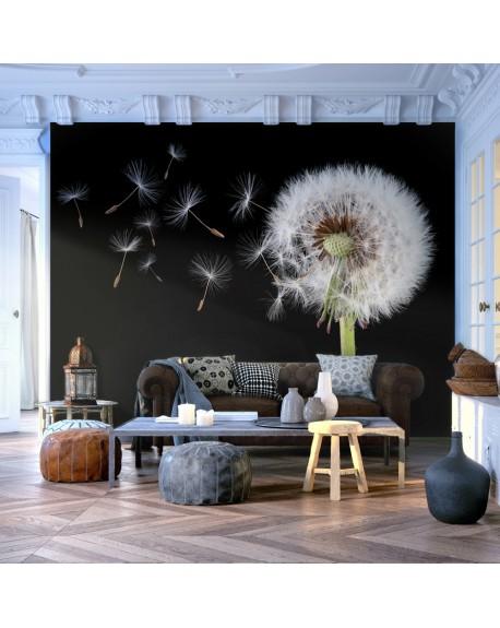 Stenska poslikava Wind and dandelion