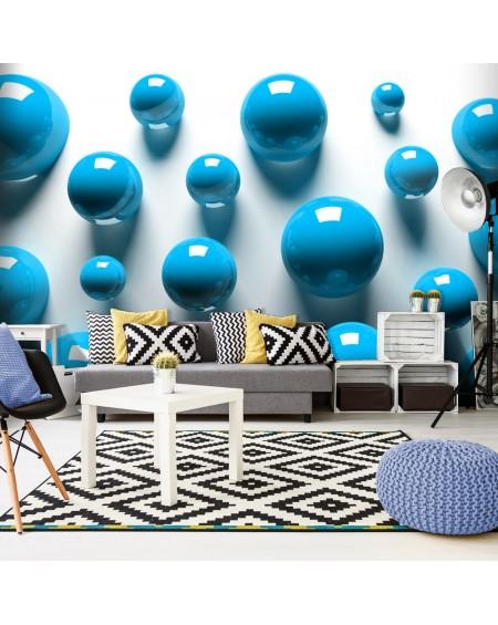 Stenska poslikava Blue Balls