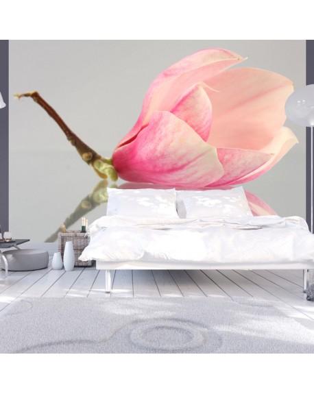 Stenska poslikava A lonely magnolia flower
