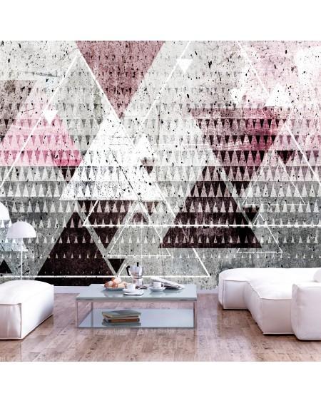 Stenska poslikava Triangles