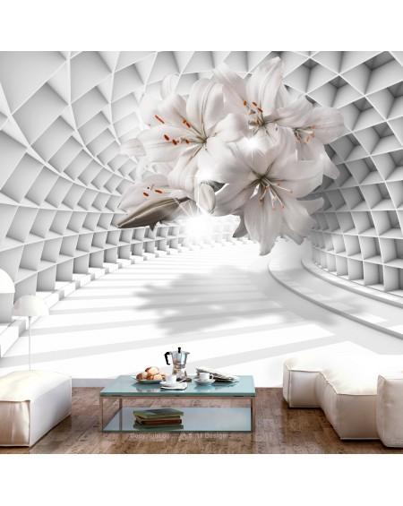 Stenska poslikava Flowers in the Tunnel