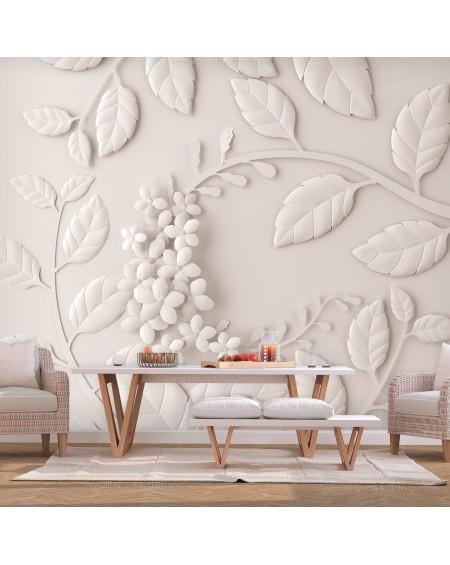 Stenska poslikava Paper Flowers (Cream)
