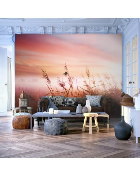 Stenska poslikava - Morning meadow