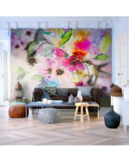 Stenska poslikava Colours of Nature