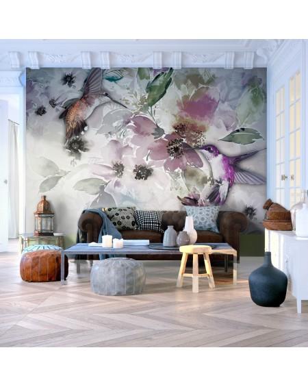 Stenska poslikava Nature in Watercolor