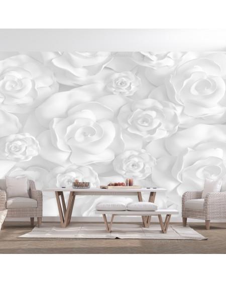 Stenska poslikava Plaster Flowers