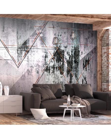 Stenska poslikava Geometric Wall