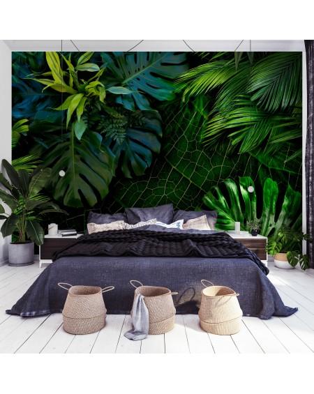 Stenska poslikava Dark Jungle