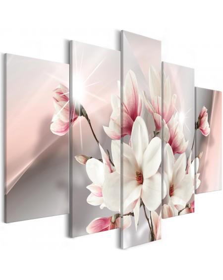 Slika Magnolia in Bloom (5 Parts) Wide