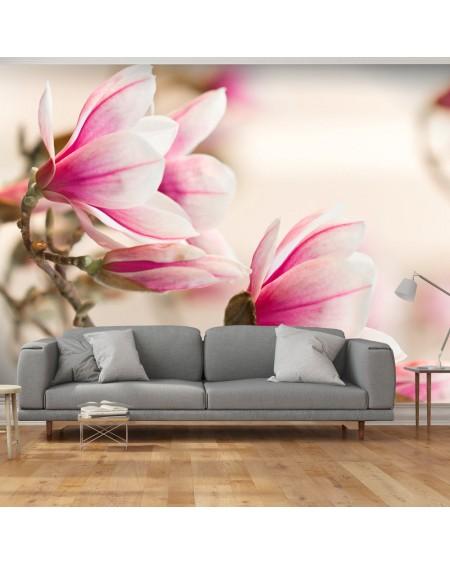 Stenska poslikava - Branch of magnolia tree