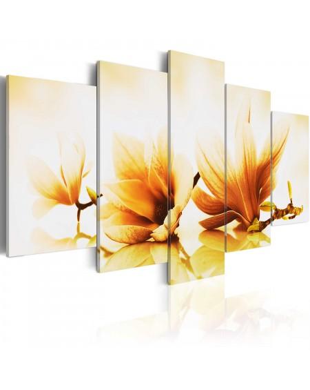 Slika Amber magnolias
