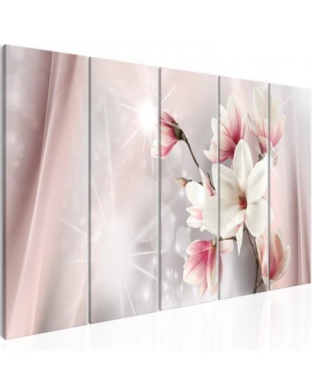 Slika Dazzling Magnolias (5 Parts) Narrow