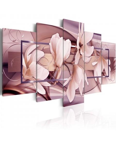 Slika Moody Flowers