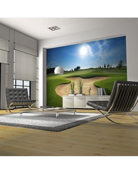 Stenska poslikava - Golf pitch