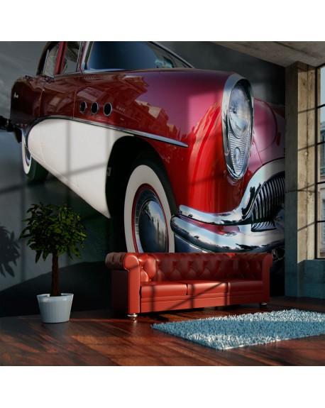 Stenska poslikava American, luxury car