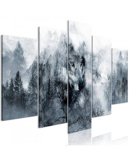 Slika Mountain Predator (5 Parts) Wide