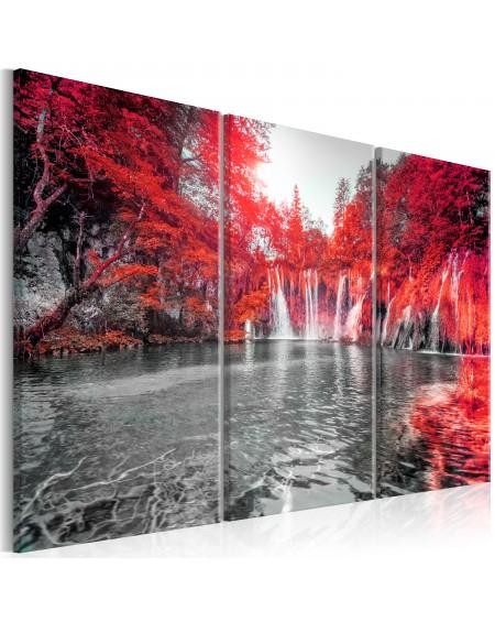 Slika Waterfalls of Ruby Forest