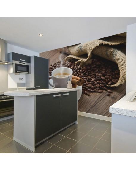 Stenska poslikava Star anise coffee