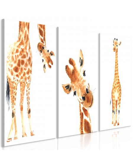 Slika Funny Giraffes (3 Parts)