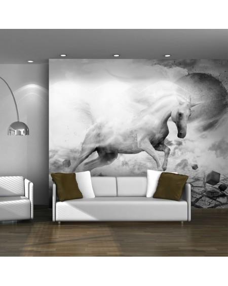 Stenska poslikava - Unicorn
