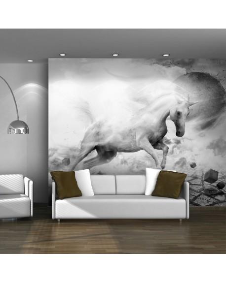 Stenska poslikava Unicorn