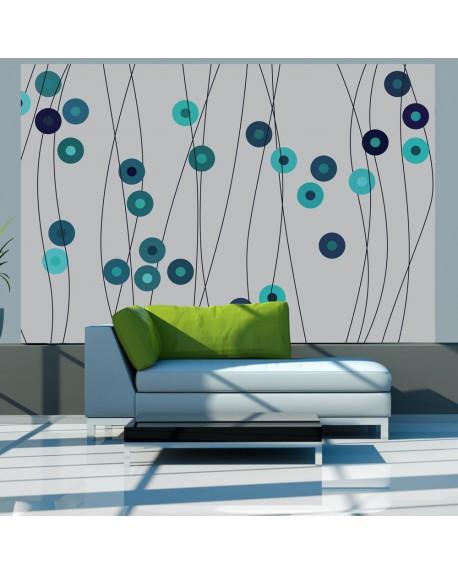 Stenska poslikava Azure buttons