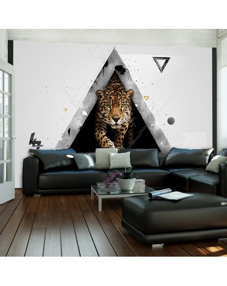 Stenska poslikava Wild abstraction