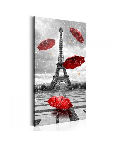 Slika Paris Red Umbrellas