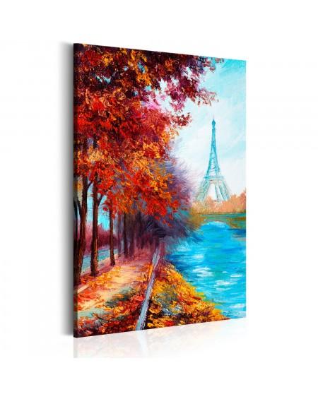 Slika Autumnal Paris